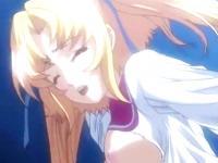 大粒の涙を流しながら鬼畜男にレイプされる清純女子校生たちの凌辱セックス Pornhub 無料エロアニメ動画