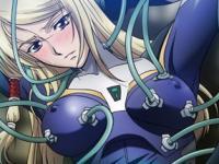 異星人たちの巨大な肉棒で奴隷のようにレイプされ蹂躙される女戦士イリスの屈辱ファック Pornhub 無料エロアニメ動画