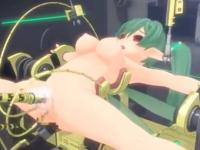 いきなり見知らぬ部屋に監禁されてカラダを機械で凌辱されまくるロリ少女 ShareVideos 無料エロアニメ動画
