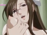 どんな患者も虜にしちゃう変態ボディのナースのお姉さんが夜の病室で若い男と夜這いセックス Pornhub 無料エロアニメ動画