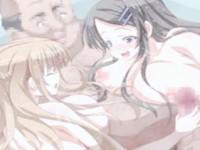 昔は可愛かった姪っ子たちが超ビッチに成長しておじさんのチンポを二人がかりで襲っちゃう淫乱3Pセックス Pornhub 無料エロアニメ動画