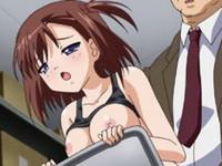 無精ひげが生えたおじさん教師のおちんちんで何度もイッちゃう開発された清純JKの禁断セックス Pornhub 無料エロアニメ動画