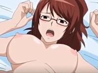 純情で処女だった美少女JKが男子にエッチなことを教え込まれてどんどん淫乱になっていくイチャラブ調教SEX XVIDEOS 無料エロアニメ動画
