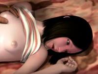 おじさんのドロドロしている臭いザーメンをおマンコの奥に中出しされるロリっ子美少女たちの禁断エッチ XVIDEOS 無料エロアニメ動画
