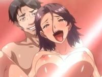 旦那が気付いていることにも知らずに他人棒での寝取られセックスでアへ顔を晒しながらイキまくる不貞妻 Pornhub 無料エロアニメ動画