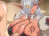 おマンコ以外でも男を悦ばせることが出来るという爆乳美女がパイズリでチンポを射精にまで誘うご奉仕プレイ 裏アゲサゲ 無料エロアニメ動画