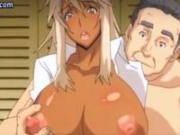 はるか年上のオジサマとラブホに入って中だしセックスを楽しんじゃう爆乳ギャルJK 裏アゲサゲ 無料エロアニメ動画