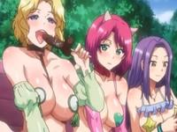 セックスの楽園水龍敬ランドに遊びに来た男性たちを極楽へ誘う美人インストラクターたち Pornhub 無料エロアニメ動画