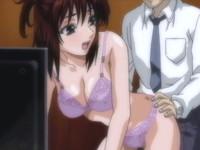誰かに見られるかもしれないような用具室やマンガ喫茶でばれないようにセックスをする露出狂カップル SpankBang 無料エロアニメ動画