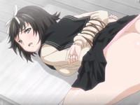 5つの鍵のかかった実験場から脱出するためにハードで屈辱的な陵辱セックスを試練として行わなければいけなくなった処女JK XVIDEOS 無料エロアニメ動画