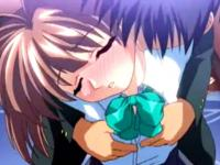 男子とのイチャラブエッチでドキドキしながらいっぱい感じてる美少女JK XVIDEOS 無料エロアニメ動画
