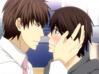 【BLゲイ動画】「おまえじゃなきゃダメなんだ」そう囁かれながらイケメンに優しくキスをされる少年 Dailymotion 女性向け無料エロアニメ動画