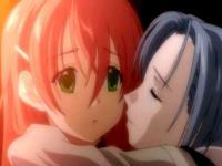 女の子同士で愛し合ってるレズJKたちがお互いのアソコを舐め合いながら感じちゃう XVIDEOS 無料エロアニメ動画