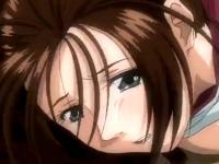 涙を流しながら膣内の奥深くにドロドロの精液をブチ撒かれてしまうブルマJKの屈辱セックス ShareVideos 無料エロアニメ動画