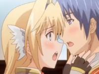 小さい頃に立派な騎士になるという約束をした2人の男女が再会し恋人として結ばれ合うラブラブSEX 裏アゲサゲ 女性向け無料エロアニメ動画