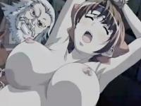 忍びの家系に生まれた美少女が拷問のような仕打ちを受ける陵辱セックス 裏アゲサゲ 無料エロアニメ動画