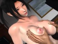 おっぱいをたぷんたぷんと揺らしながら悶えまくる爆乳美女たちの4Pセックス Pornhub 無料エロアニメ動画