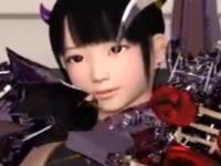 お尻の穴をズブズボされてだらしない表情をしながらイキまくっちゃうロリ少女のアへアへSEX XVIDEOS 無料エロアニメ動画