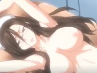 スケベなナースがセックスしている姿をみて興奮してしまった美少女がそのまま濡れたアソコにおチンポを挿入してもらっちゃう公開エッチ erovideo 無料エロアニメ動画