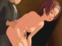 ダンディなイケメン執事に処女を奪われ女の快楽を調教セックスで教え込まれちゃうお嬢様 ShareVideos 無料エロアニメ動画