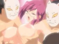 仮面の男たちを従え新任の教師とやってきた美女を罠にはめ男たちの肉棒の餌食にしてしまうJKの陵辱輪姦劇 Pornhub 無料エロアニメ動画